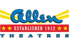 Allen Theatres logo