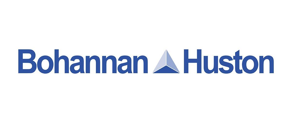 Bohannan Huston logo