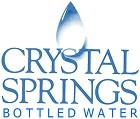 Crystal Springs Bottled Water logo