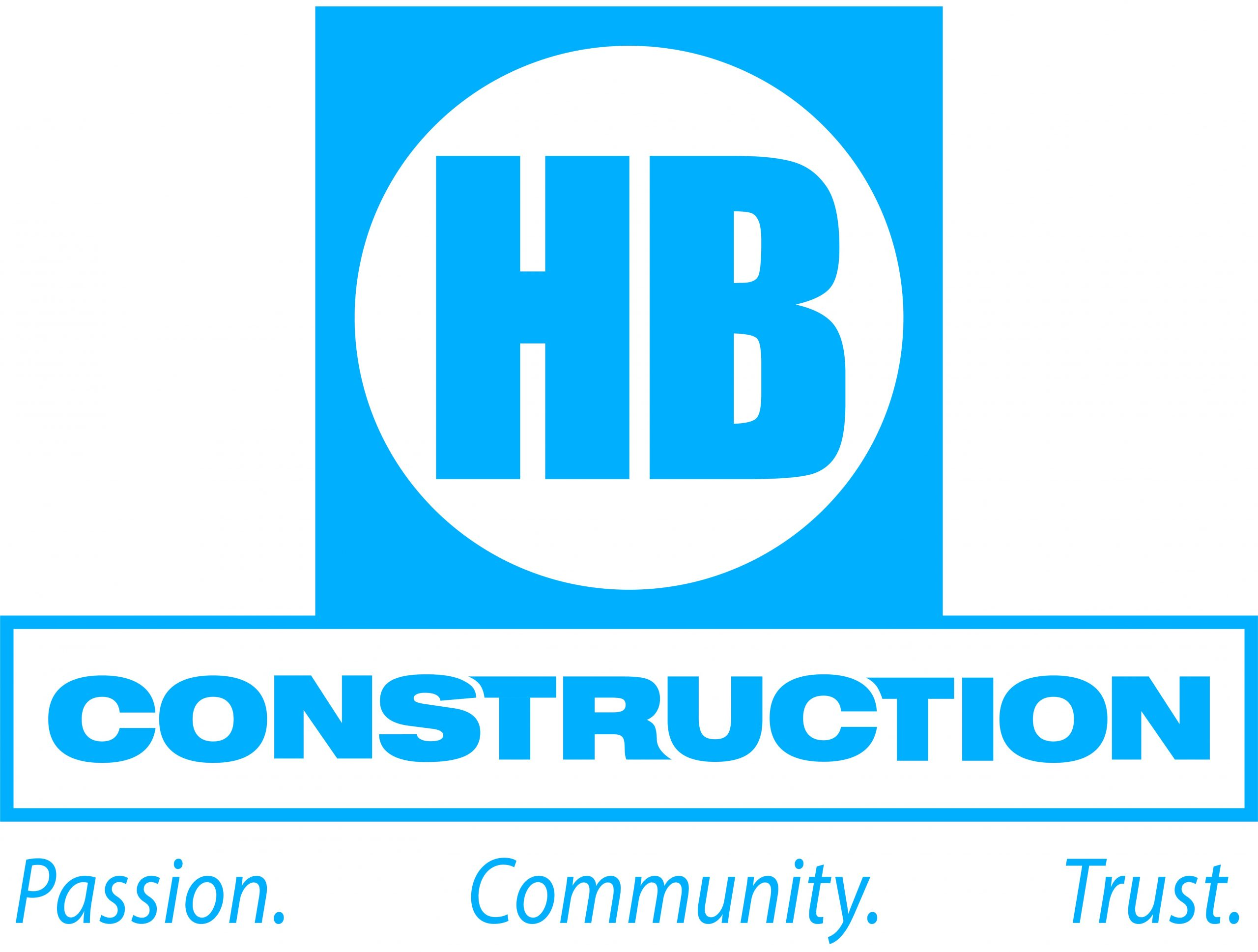 HB Construction logo