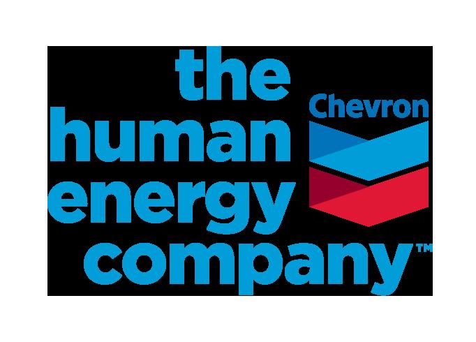 Chevron Human Energy Logo